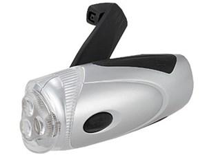 オーム電機 ダイナモLEDライト LED-D02S
