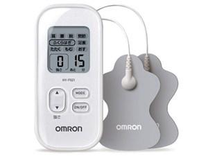 HV-F021-W オムロン 低周波治療器 ホワイト
