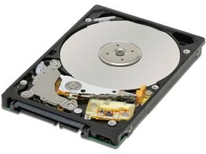 HGST製HDD 2.5inch HTS541010A7E630 1TB 7mm
