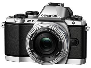 OLYMPUS OM-D E-M10 14-42mm EZ レンズキット シルバー