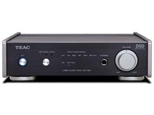 USBオーディオ デュアルモノーラル DAコンバーター ブラック  UD-301-・・・
