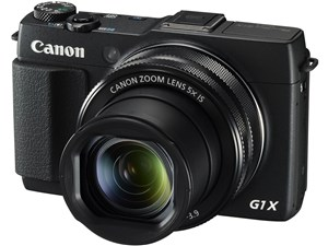 キヤノン Canon デジタルカメラ Power Shot G1 X Mark II PSG1X MARKII 9167B・・・