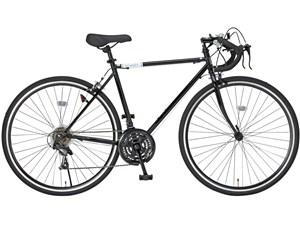 Grandir Sensitive ブラック [ロードバイク(700×28C・21段変速・フレーム520・・・