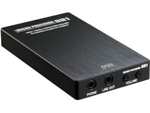 iBasso Audio ヘッドホンアンプ DAC付 MICRO PRECISION DH1