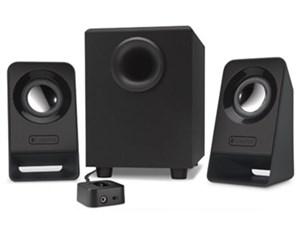 Multimedia Speakers Z213 [ブラック]