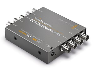 Blackmagic Design CONVMSDIDA4K Mini Converter - SDI Distribution 4K [コ・・・