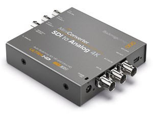 Blackmagic Design CONVMASA4K Mini Converter - SDI to Analog 4K [コンバー・・・