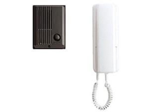 【納期目安:約10営業日】アイホン 「デミトーク」乾電池式ドアホンセット(玄・・・
