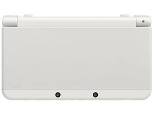 New ニンテンドー3DS ホワイト?【4902370522150】