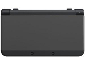 New ニンテンドー3DS ブラック?【4902370522167】