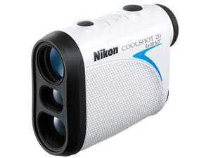 ニコン ゴルフ用レーザー距離計 COOLSHOT 20 【送料無料】平日AMは即日出・・・
