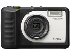 RICOH G800 SDHCカード4GB 三脚NH-10付き
