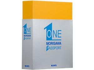 MORISAWA PASSPORT ONE M019384