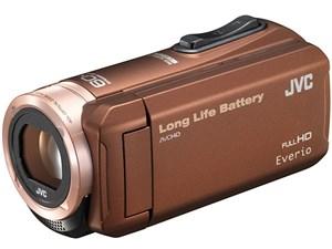 Everio GZ-F100-T [ブラウン] 通常配送商品