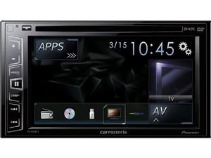 PIONEER FH-6100DTV [6.2型ワイドVGAワンセグTV/DVD-V/VCD/CD/USB/チューナー・・・