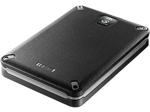 I-O DATA ポータブルハードディスク HDPD-AUT500KB 500GB