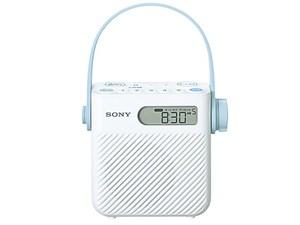 SONY IPX4相当の防滴FM/AMラジオ ICF-S80