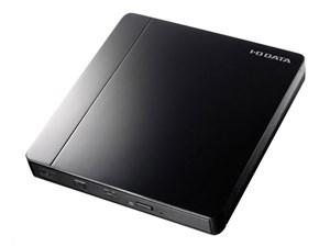 I-O DATA製 ポータブル DVDドライブ DVRP-U8NKA