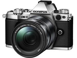 OLYMPUS OM-D E-M5 Mark II 14-150mm II レンズキット [シルバー]