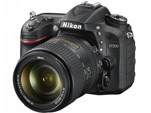 Nikon D7200 18-300 VR スーパーズームキット