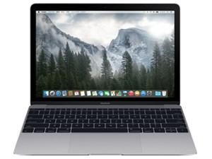 MacBook 1200/12 MJY42J/A [スペースグレイ] 商品画像1:セブンスター貿易