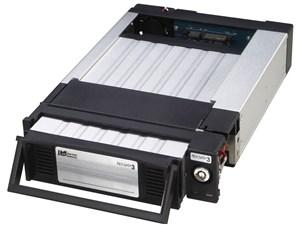 ラトックシステム SATAリムーバブルケース・内蔵タイプ SA3-RC1-BKX ブラック