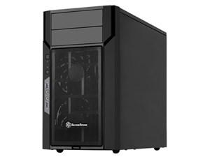 SilverStone SST-KL06B [Black]