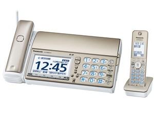 Panasonic コードレス普通紙ファクス KX-PD604DL-N