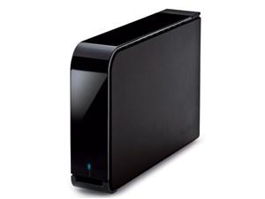 BUFFALO 外付HDD USB3.0対応 6TB HD-LX6.0U3D