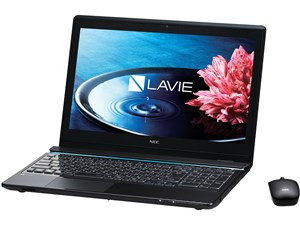 LAVIE Note Standard NS750/BAB PC-NS750BAB [クリスタルブラック]