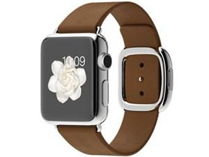 Apple Watch 38mm Lサイズ MJ3D2J/A [ブラウンモダンバックル] 商品画像1:SMART1-SHOP