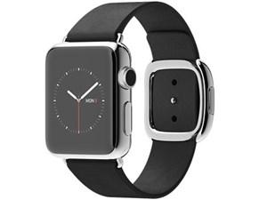 Apple Watch 38mm Lサイズ MJYM2J/A [ブラックモダンバックル] 商品画像1:SMART1-SHOP+