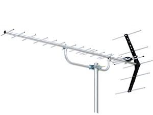 DXアンテナ【普及型】地上デジタル UHF20素子アンテナ UA20【UA20P3後継機・・・