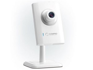 COMPRO TECHNOLOGY クラウドネットワークカメラ TN80W