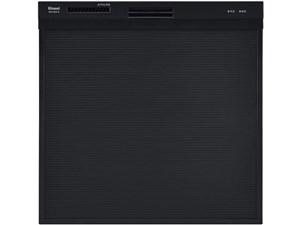Rinnai ビルトイン スライドオープンタイプ 食器洗い乾燥機 ブラック RKW-404・・・