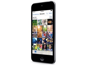 iPod touch MKH62J/A [16GB スペースグレイ]