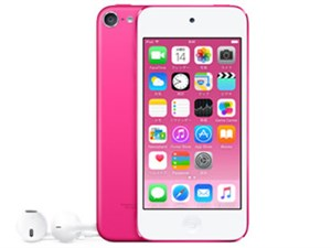 Apple 第6世代 iPod touch MKHQ2J/A ピンク/32GB