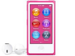 iPod nano MKMV2J/A [16GB ピンク]