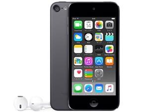 アップル【APPLE】オーディオプレーヤー iPod touch  [128GB スペースグレイ]・・・