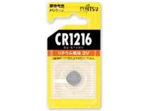 FDK 富士通 リチウム電池 CR1216C BN 1コ入 4976680789107