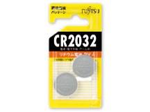 FDK 富士通 リチウム電池 CR2032C 2BN 2コ入 4976680192105