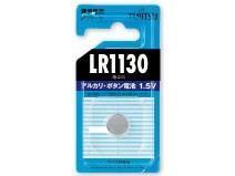 FDK 富士通 アルカリボタン電池 LR1130C BN 1コ入 4976680786601