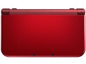 Newニンテンドー3DS LL メタリックレッド 商品画像1:パニカウ