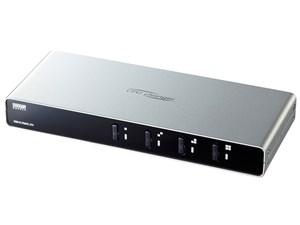 サンワサプライ パソコン自動切替器 SW-KVM4LXN