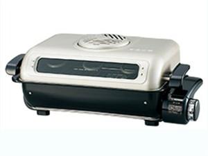 象印【ZOJIRUSHI】フィッシュロースター 両面焼き シルバー EF-VG40-SA★【・・・