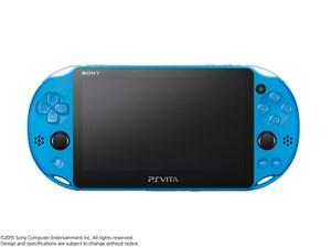 PlayStation Vita (プレイステーション ヴィータ) Wi-Fiモデル PCH-2000 ZA23・・・
