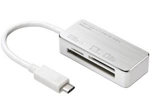 サンワサプライ USBTypeCカードリーダー ADR-3TCML36S