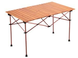 ナチュラルウッドロールテーブル クラシック(110) 2000026802