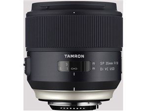 SP 35mm F/1.8 Di VC USD (Model F012) [ニコン用]