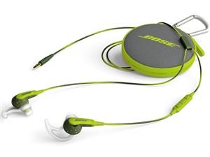 SoundSport in-ear headphones Apple 製品対応モデル [エナジーグリーン・・・